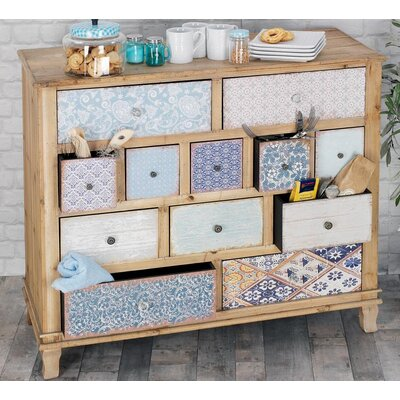 ChâteauChic Pastel Chest of Drawers
