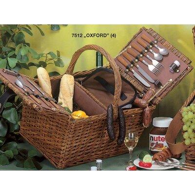 ChâteauChic Osanne Picnic Basket Set