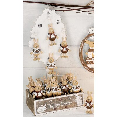 Château Chic 19 Piece Hasen Tree Display Set