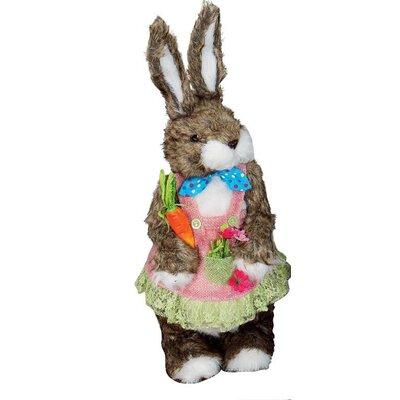 ChâteauChic Easter Greetings Mr Rabbit Figurine