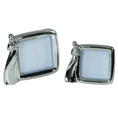 Château Chic 2 Piece Picture Frame Set