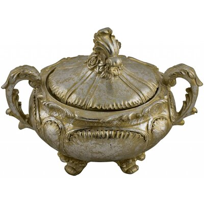 ChâteauChic Handled Trinket Jar with Lid