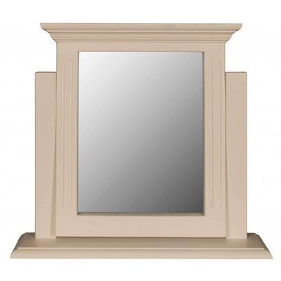 Château Chic Mortage Rectangular Dressing Table Mirror