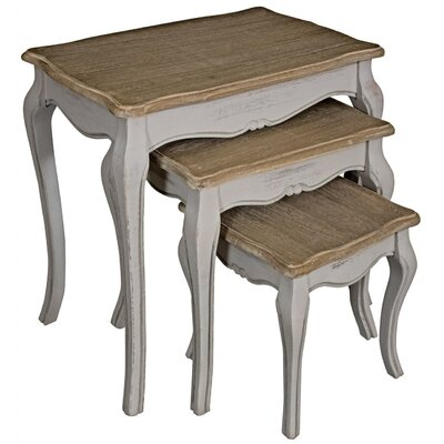 ChâteauChic Louisa 3 Piece Nest of Tables