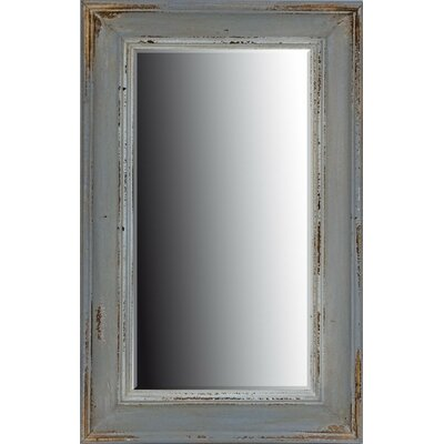Château Chic Distressed Wall Mirror