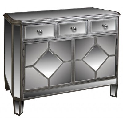 Château Chic Museum 2 Door 3 Drawer Sideboard