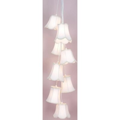 Château Chic Victorine 8 Light Pendant Light