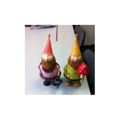 ChâteauChic Gnome Figurine Set