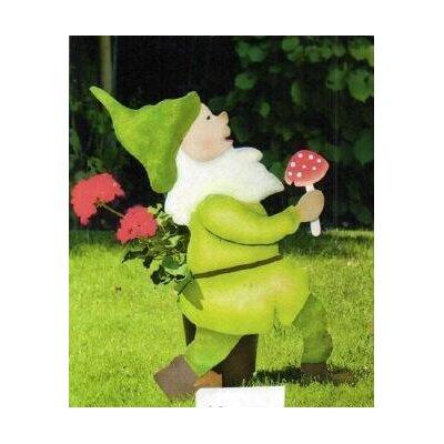 ChâteauChic Lucky Gnome Planter Pot