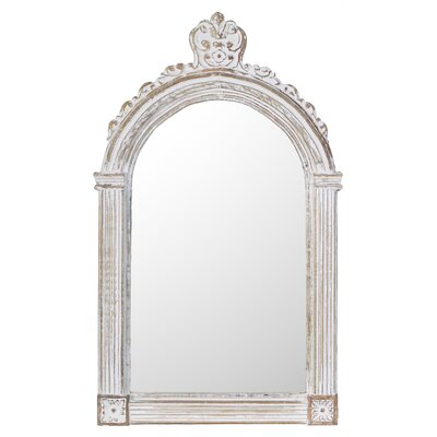 Château Chic Over Mantel Mirror