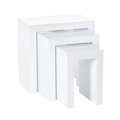 ChâteauChic 3 Piece Nesting Table