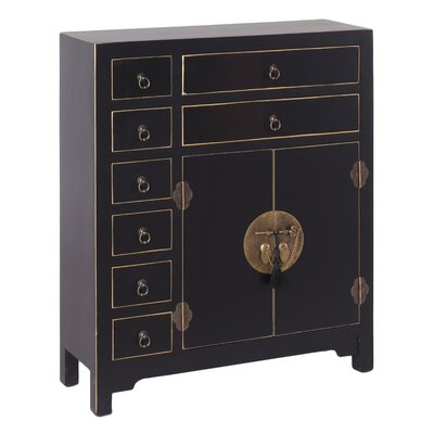 Château Chic Orianicus 2 Door 8 Drawer Combi Chest