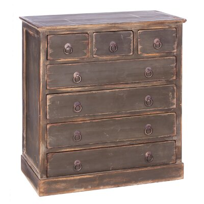 ChâteauChic Orianicus 7 Drawer Chest of Drawers