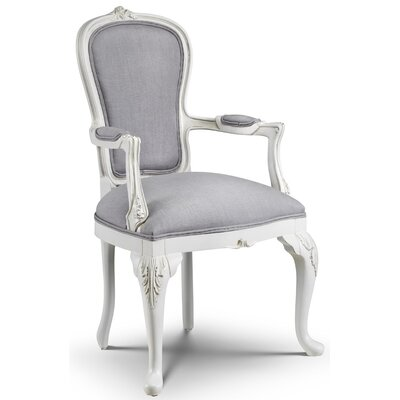 Glam Box Superior Solid Beech Upholstered Dining Chair