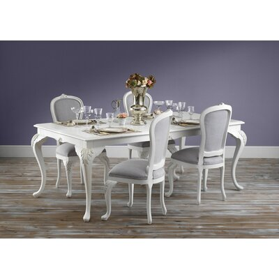Glam Box Superior  Dining Table and 4 Chairs