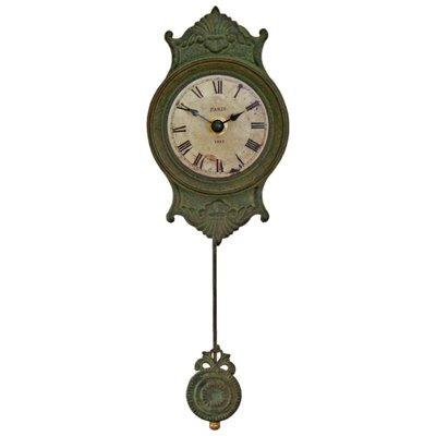 Vintage Boulevard Gabriel with Pendulum Clock
