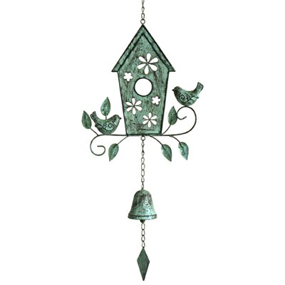 Vintage Boulevard Chloe Bird House Bell