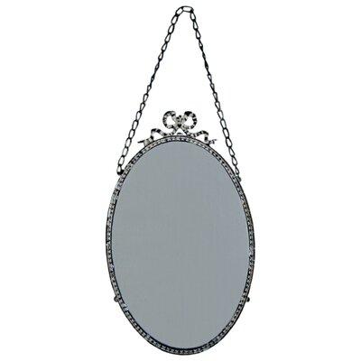 Vintage Boulevard Riley Bow Mirror on Chain