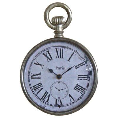 Vintage Boulevard Ellie 19.5cm Wall Clock