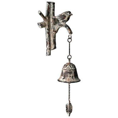 Vintage Boulevard Chloe Bird on Branch Bell
