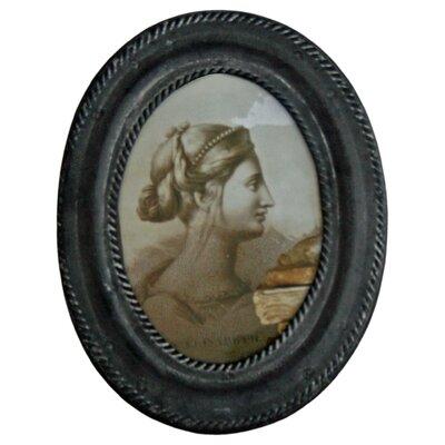 Vintage Boulevard Emma Vintage Oval Picture Frame