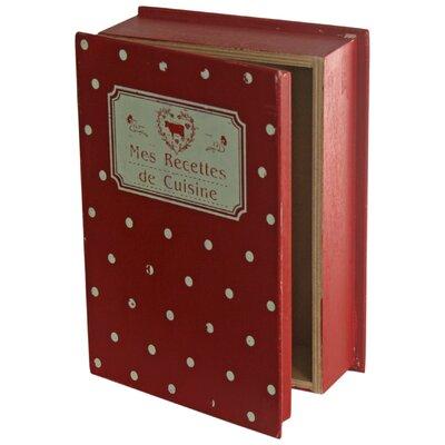 Vintage Boulevard Julia Mes Recettes de Cuisine Book Box