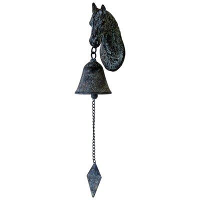 Vintage Boulevard Hallee Horse Head Bell
