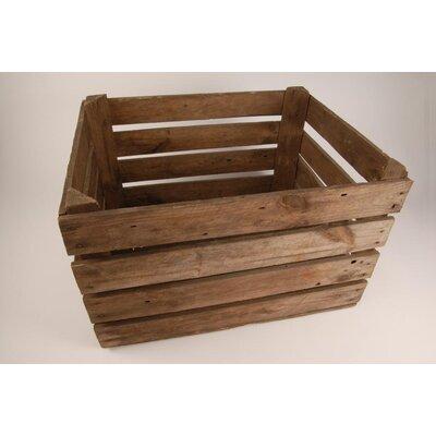 Vintage Boulevard Wooden Box