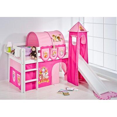 Wrigglebox Belle Filly European Single Mid Sleeper Bed