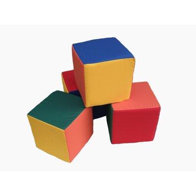 Wrigglebox Playtime Foam Cube Seat