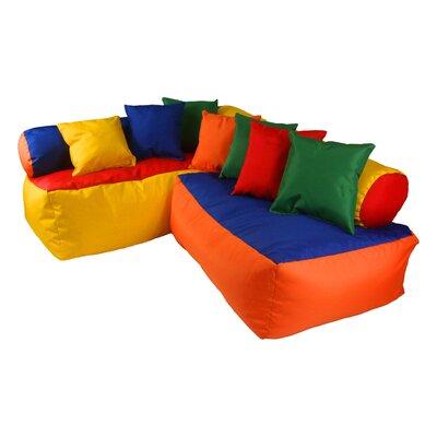 Wrigglebox Playtime Kids Sofa