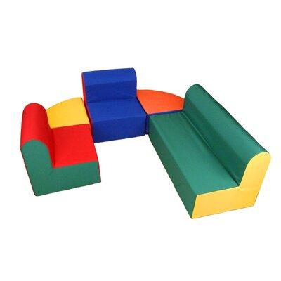 Wrigglebox Playtime Toddlers Seating Set