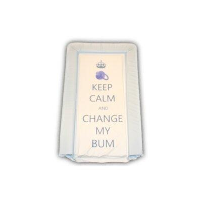 Wrigglebox Keep Calm Changing Mat