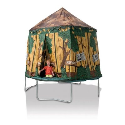 Wrigglebox Tree Place Space Enclosure For Trampoline