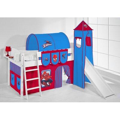 Wrigglebox Ida Spider-Man Bunk Bed