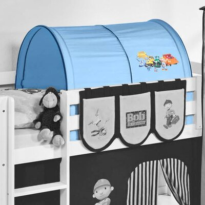 Wrigglebox Bob the Builder Bunk Bed Tunnel