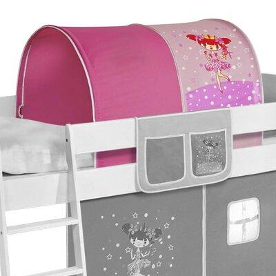 Wrigglebox Princess Bunk Bed Tunnel