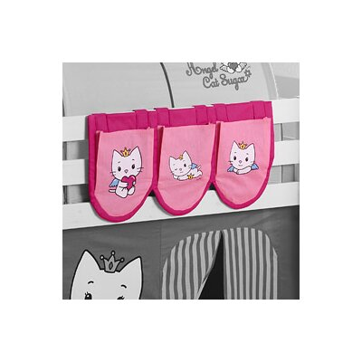 Wrigglebox Angel Cat Sugar Bunk Bed Pocket