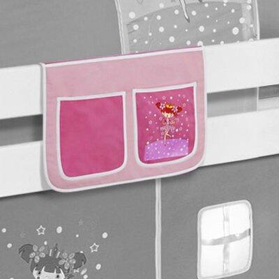 Wrigglebox Princess Bunk Bed Pocket