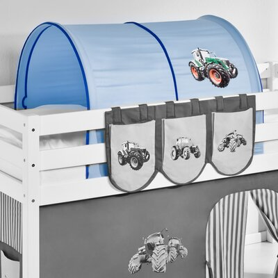 Wrigglebox Tractor Bunk Bed Tunnel