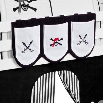 Wrigglebox Pirate Bunk Bed Pocket