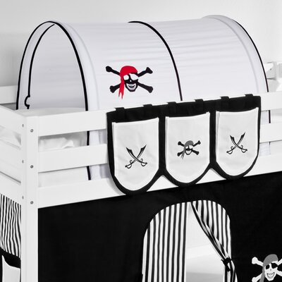 Wrigglebox Pirate Bunk Bed Tunnel