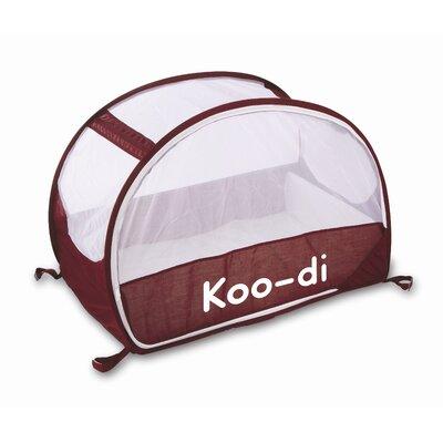 Wrigglebox Koo-di Pop-Up Bubble Portable Cot with Mattress