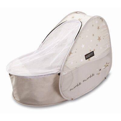 Wrigglebox Koo-di Sun and Sleep Pop-Up Portable Cot with Mattress
