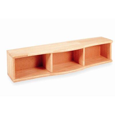 Wrigglebox Low 17cm Accent Shelves