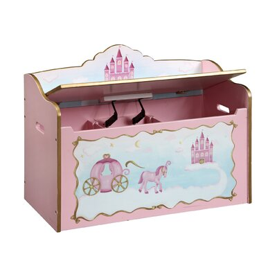 Wrigglebox Queen Toy Box