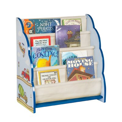 Wrigglebox Travel Around the World Children's 60.96cm Book Display