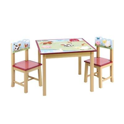 Wrigglebox Pasture Pals Children's Coffee Table