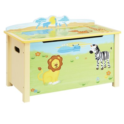 Wrigglebox Gracey Grins Toy Box