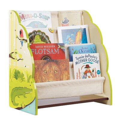 Wrigglebox Jungle Party Children's 60.96cm Book Display
